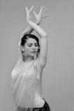flamenco танцора Стоковое Фото