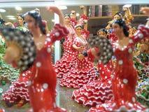 flamenco fotografía de archivo