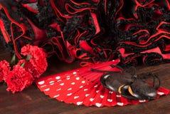Flamenco andalucian Stock Image