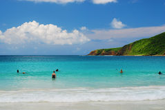 Flamenco Beach Stock Photos