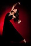 Flamenco Carmen beautiful woman Stock Images
