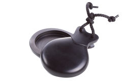 Flamenco castanets Stock Image