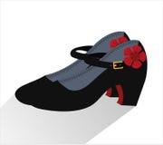 Flamenco culture design Stock Photography