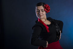 Flamenco dance Stock Photos