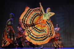 Flamenco dance Stock Photos