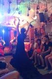 Flamenco Dancer Stock Images