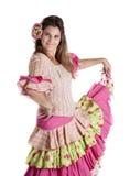 Flamenco dancer Royalty Free Stock Photos