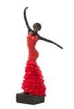 Flamenco Dancer Statue Royalty Free Stock Image
