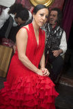 Flamenco dancing Royalty Free Stock Photo