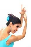 flamenco de danseur Image stock