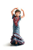 Flamenco doll Royalty Free Stock Image