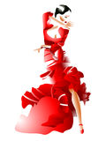 Flamenco Royalty Free Stock Photo