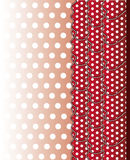 Flamenco style banner, vector Stock Photo