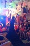 Flamenco Tancerz obrazy stock
