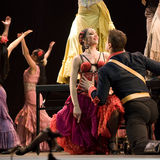Flamenco Taniec Obraz Royalty Free