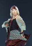 Flamencodansare Royaltyfri Bild