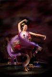 Flamencodansare Royaltyfri Fotografi