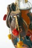 Flamencoflasche lizenzfreie stockbilder