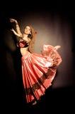 Flamencotänzer Lizenzfreies Stockbild