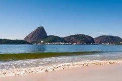 Flamengo Beach Royalty Free Stock Photo