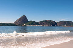 Flamengo Beach Royalty Free Stock Images