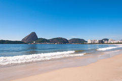 Flamengo Beach Stock Photography