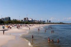 Flamengo Beach Royalty Free Stock Photos