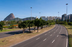 Flamengo Park Royalty Free Stock Photography