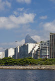 Flamengo's Beach Royalty Free Stock Photos