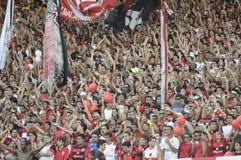 Flamengo vs Botafogo Stock Photo