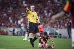 Flamengo x Santos Royalty Free Stock Images