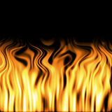 Flames 1 Royalty Free Stock Photos