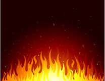 Flames design background Stock Photos