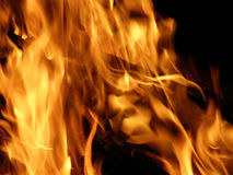 Flames or fire Royalty Free Stock Images