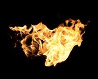 Flames Royalty Free Stock Photos
