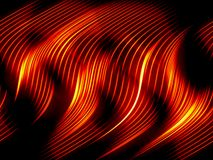 Flames fire background texture Royalty Free Stock Photography