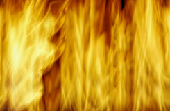 Flames Royalty Free Stock Photo