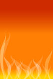 Flaming-background. Red hot background ,made in Adobe llustrator Royalty Free Stock Images