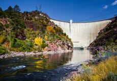 Free Flaming Gorge Dam Royalty Free Stock Image - 79080166