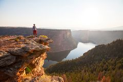 Flaming Gorge Royalty Free Stock Images