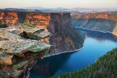 Flaming Gorge. Recreation area,USA Royalty Free Stock Photos