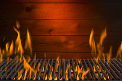 Free Flaming Grill Background Stock Photo - 50189230