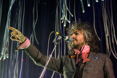 The Flaming Lips Royalty Free Stock Photo