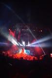 The Flaming Lips - True Music Festival - Scottsdale, AZ USA. Wayne Coyne and The Flaming Lips performing live at the True Music Festival at the Salt River Fields Stock Photography