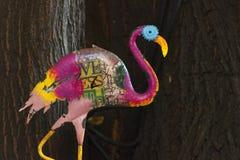 Flaming zabawki rzeźba obrazy stock