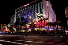 Flamingo Casino and hotel in Las Vegas, Nevada Royalty Free Stock Image