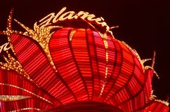 Flamingo Casino-Las Vegas Royalty Free Stock Photography
