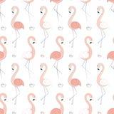 2018.01.30_flamingo royalty free illustration