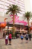 Flamingo Hotel and Casino Las Vegas Stock Images