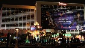 Flamingo Hotel and Casino in Las Vegas Royalty Free Stock Photos